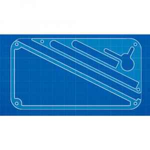 Range Ruler's Tray