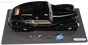 Alfa Romeo 6C 2500 Freccia D'Oro Black 1/18