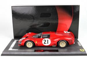 Ferrari 330 P3 24H Le Mans 1966 1/18