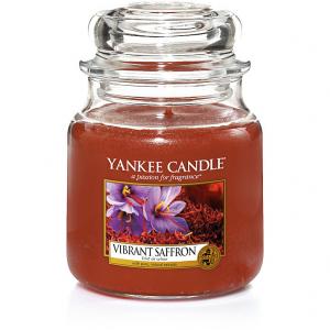 Yankee Candle - Vibrant Saffron GIARA MEDIA