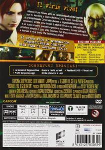 RESIDENT EVIL Degeneration (dvd)