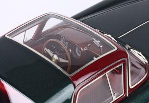 Ferrari 375 AM Turin Show 1955 Gianni Agnelli Car With Case 1/18