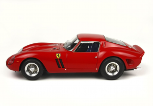 Ferrari 250 GTO Red 1962 Bbr 1/18