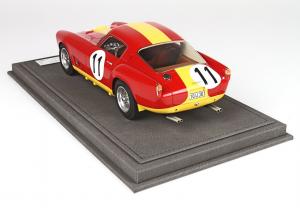 Ferrari 250 TDF 24H Le Mans 1959 S/N 1321 GT Car #11 1/18