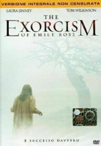 THE EXORCISM OF EMILY ROSE Versione Integrale Non Censurata (dvd)