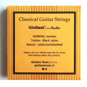 Corde per chitarra classica Giuliani STUDIO