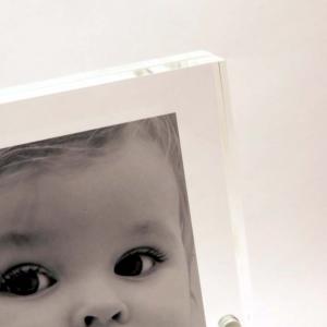 Cornice portafoto magnetico trsparente 20x25