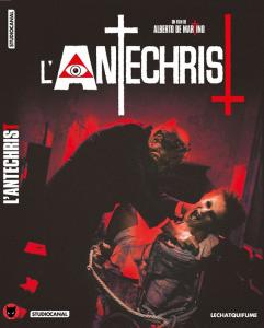 L'ANTECHRIS - L'ANTICRISTO (dvd) Le Chat Qui Fume