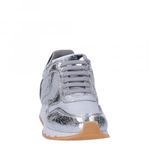 Voile Blanche Julia sneaker crack argento-1