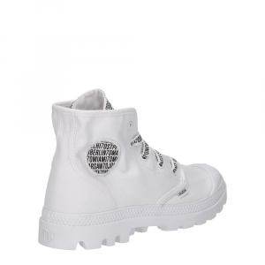 Palladium 70th Pampa Hi Canvas White-4