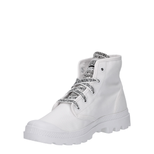 Palladium 70th Pampa Hi Canvas White-5