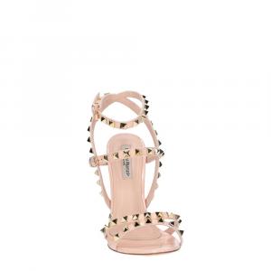 Gianni Renzi Couture sandalo vernice rosa cipria-1