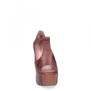 Jeffrey Campbell Foxy tan leather-1