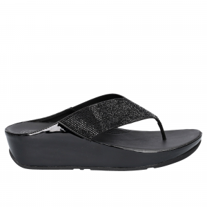 FitFlop Crystall Black-2