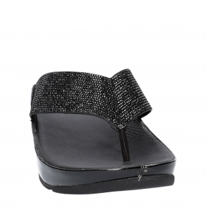 FitFlop Crystall Black-3