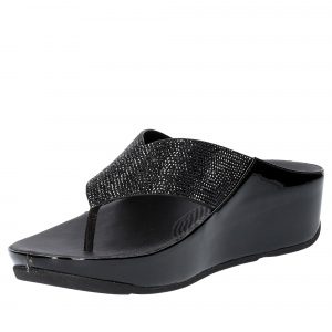 FitFlop Crystall Black-4