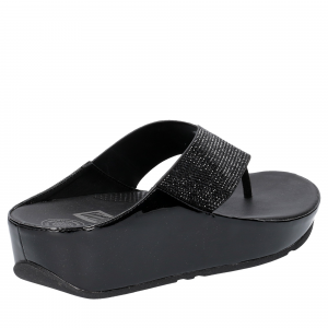 FitFlop Crystall Black-5