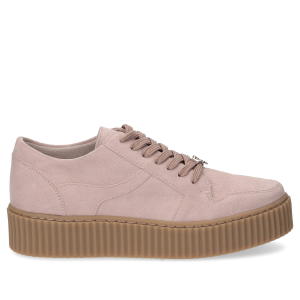 Windsor Smith Oracle dust pink suede-2
