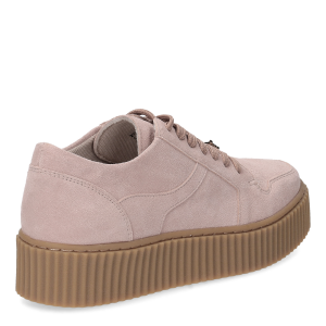 Windsor Smith Oracle dust pink suede-5