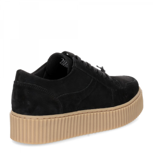 Windsor Smith Oracle black suede-5