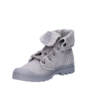 Palladium Pallabrouse Baggy canvas grey -2