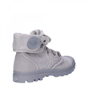 Palladium Pallabrouse Baggy canvas grey -5