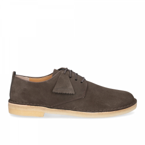 Clarks Original Desert London Peat Suede-1