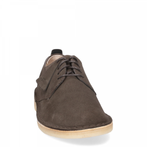Clarks Original Desert London Peat Suede-3