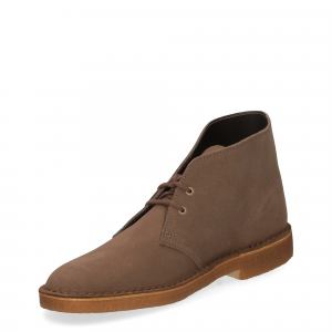 Clarks Original Desert Boot Suede Olive-4