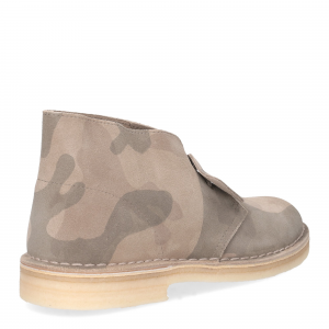 Clarks Original Desert Boot sand multi mimetico-5