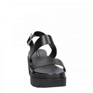 Windsor Smith Emmy Black Leather-1