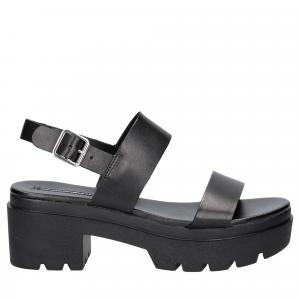 Windsor Smith Emmy Black Leather-3