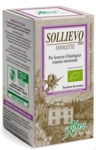 SOLLIEVO BIO - TAVOLETTE BIOLOGICHE PER FAVORIRE IL FISIOLOGICO TRANSITO INTESTINALE