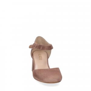 Il laccio sandaliera camoscio-3