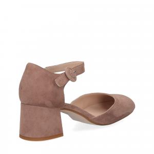 Il laccio sandaliera camoscio-5
