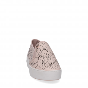 Michael Korstrent slip on nappa soft pink-3