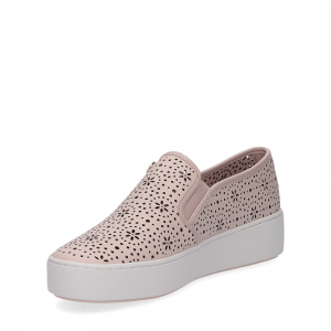 Michael Korstrent slip on nappa soft pink-4