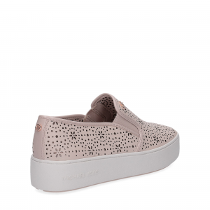 Michael Korstrent slip on nappa soft pink-5