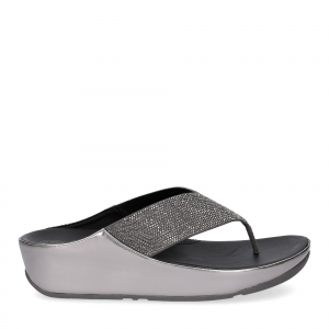 Fitflop tm crystall pewter-1