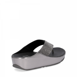 Fitflop tm crystall pewter-4