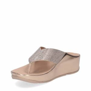 Fitflop tm crystall rose gold-4