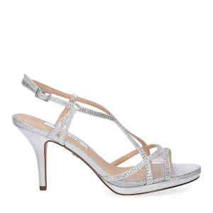 Nina new york sandalo blossom silver-2