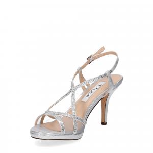Nina new york sandalo blossom silver-3