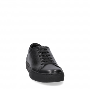 Griffi's sneaker vitello nero-1
