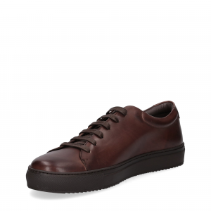 Griffi's sneaker vitello marrone-3