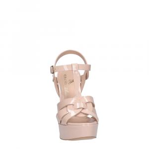 Vera Miller sandalo vernice rosa cipria-2