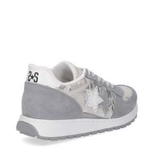 2Star Running grigio bianco-5