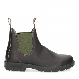 Blundstone 519 stout brown olive woman-3
