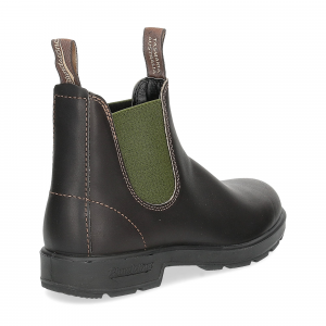 Blundstone 519 stout brown olive woman-5