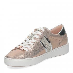 Michael Korskeaton stripe sneaker leather rose gold-4